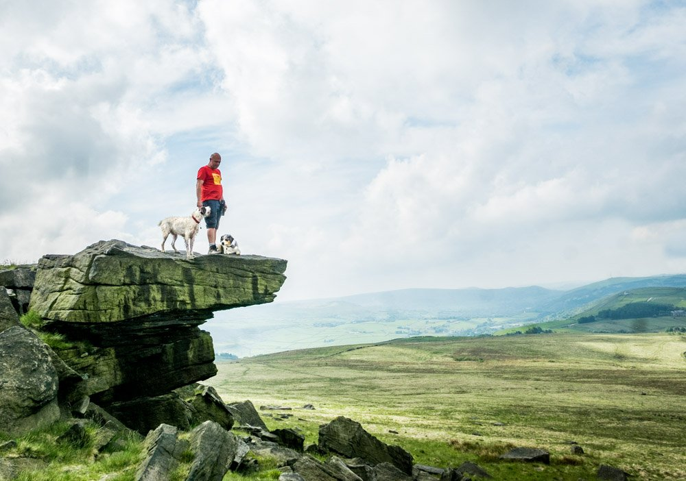on the pennines